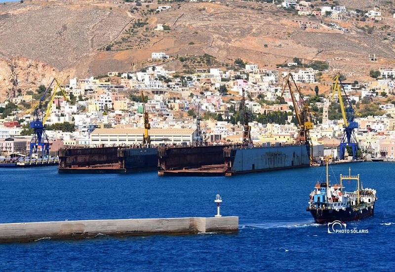 Προ των πυλών η συμφωνία για τα ναυπηγεία του Νεωρίου Σύρου
