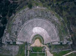 Το Αρχαίο Θέατρο της Δωδώνης