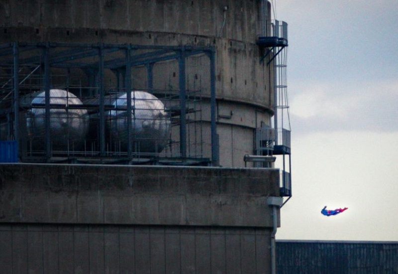 Greenpeace: Εξέθεσε με… drone γαλλικές πυρηνικές εγκαταστάσεις (vid)