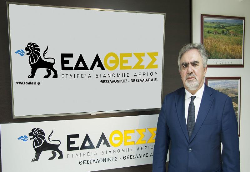 Επενδύσεις ύψους 100 εκατ. ευρώ προγραμματίζει η ΕΔΑ ΘΕΣΣ