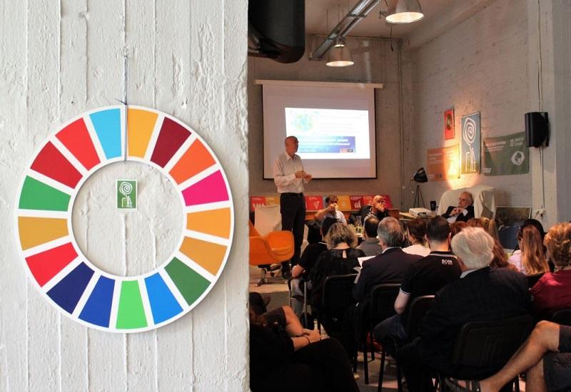 Οργάνωση Γη: 1.000 Ημέρες Στόχοι Βιώσιμης Ανάπτυξης
