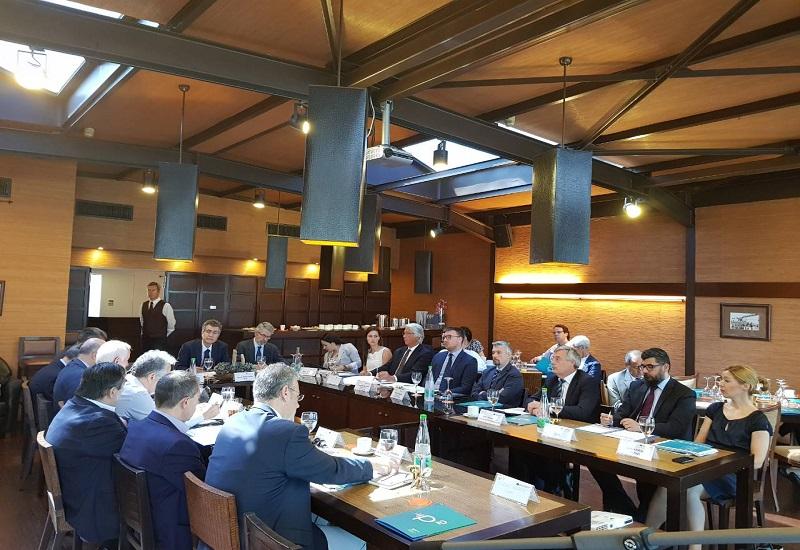 EEAC Kick Off Meeting στη Ναυτηλιακή Λέσχη Πειραιά