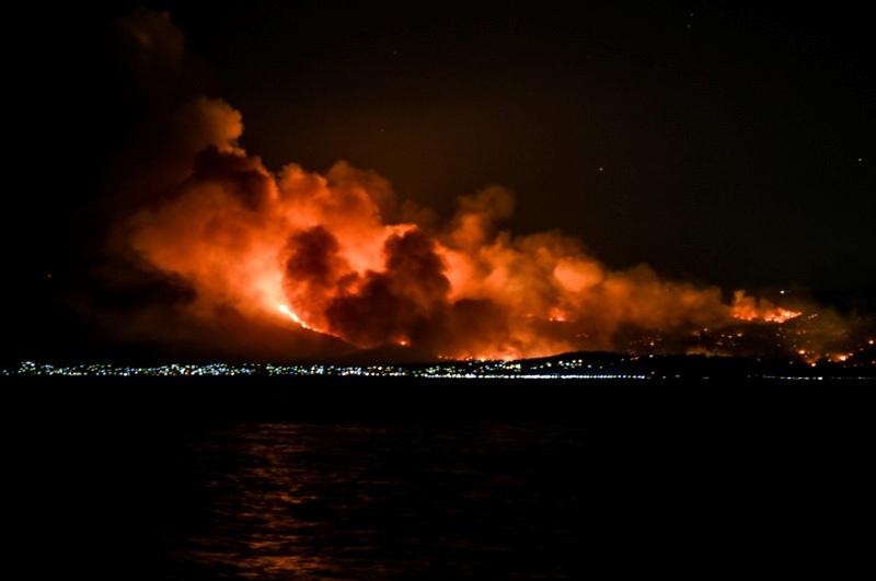Η δωρεά της ΣΙΔΕΝΟΡ προς για τους πληγέντες των πυρκαγιών της Αν. Αττικής
