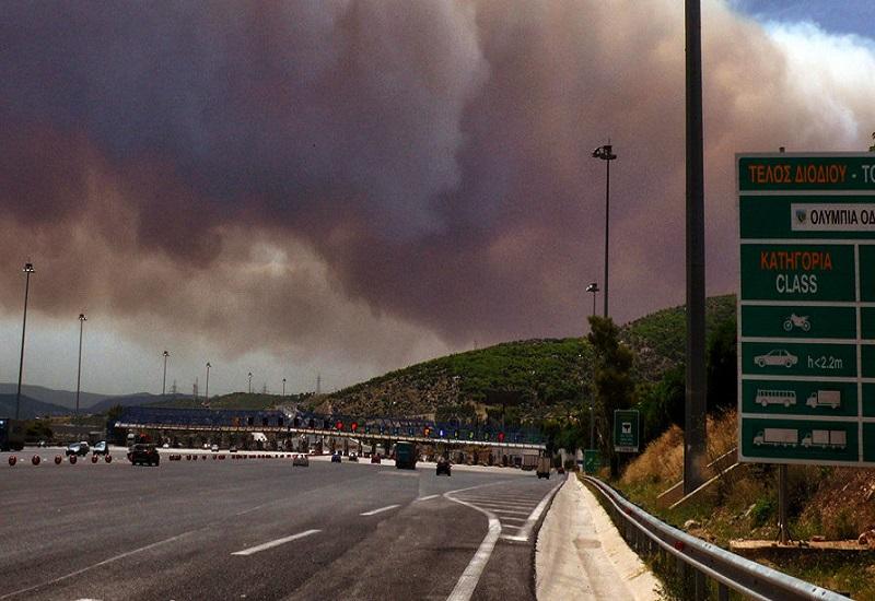 ΔΕΔΔΗΕ: Διευκρινίσεις για τα προβλήματα ηλεκτροδότησης λόγω της φωτιάς