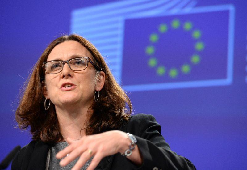 Ευρωπαϊκές σκέψεις για δασμούς στα αμερικάνικα προϊόντα αξίας 20 δισ. δολαρίων