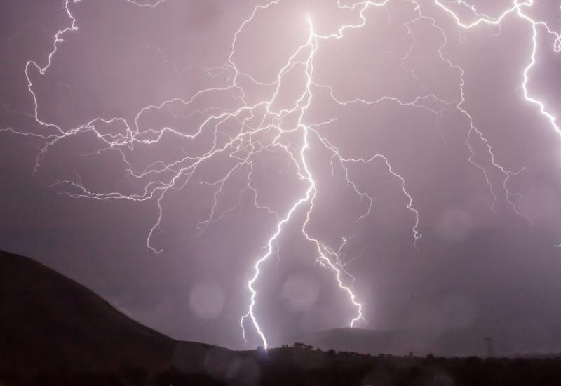 Έρχονται καταιγίδες τις επόμενες 48 ώρες