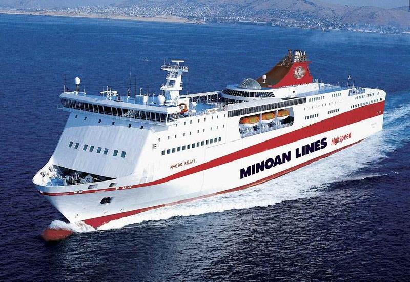 """Καταργεί τα πλαστικά καλαμάκια η """"Minoan Lines"""""""
