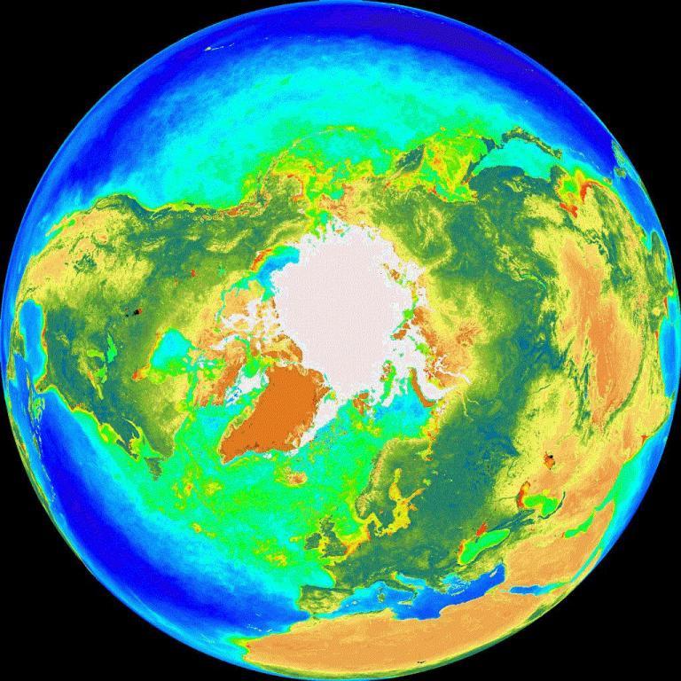 Ανησυχητικές διακυμάνσεις στην πυκνότητα της στοιβάδας του όζοντος