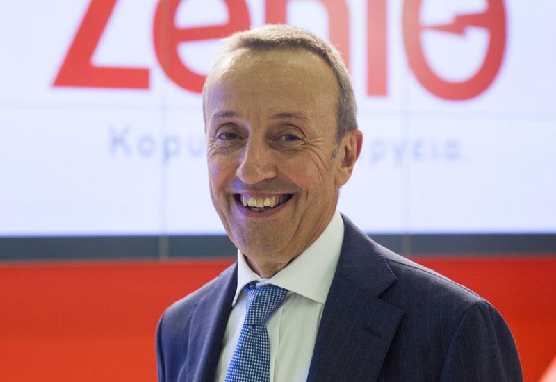 Federico Regola: «Ανταγωνιστικές υπηρεσίες  & νέα προϊόντα από τη ZeniΘ»