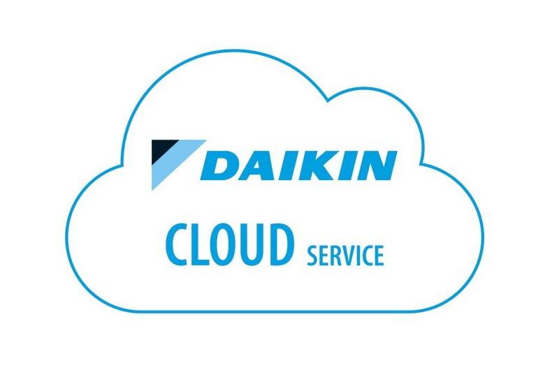 Έξυπνη αποδοτικότητα με το ενισχυμένο Daikin Cloud Service