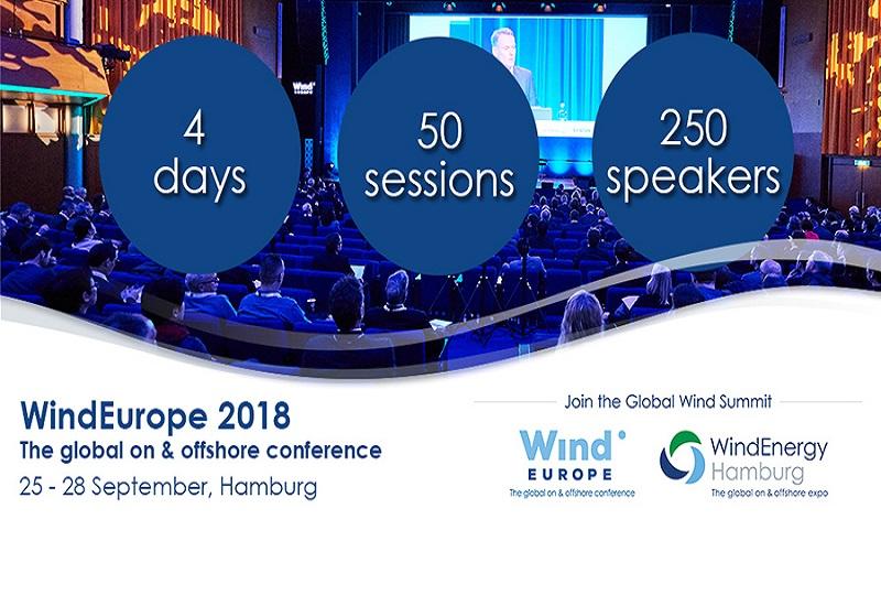 Ξεκινά το Παγκόσμιο Συνέδριο Αιολικής Ενέργειας Global Wind Summit