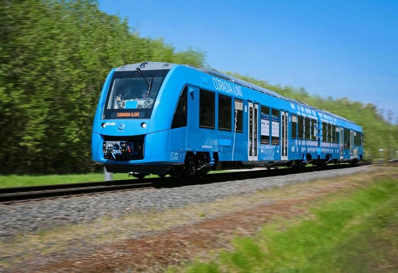 Στη Γερμανία τα πρώτα τρένα με υδρογόνο