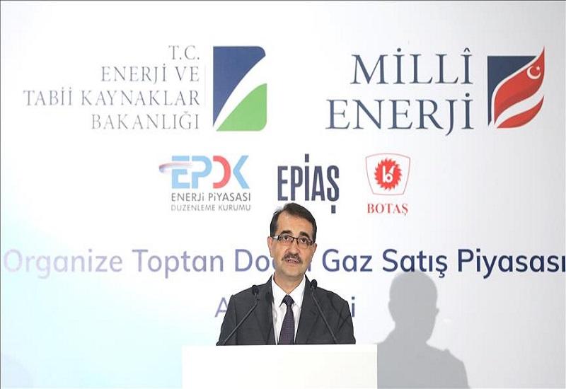 Τουρκία: Εγκαινιάστηκε το σύστημα spot στην εμπορία φυσικού αερίου