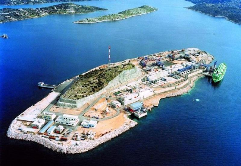 Προβλήτα Small Scale LNG στη Ρεβυθούσα στο σχέδιο ανάπτυξης του ΕΣΦΑ