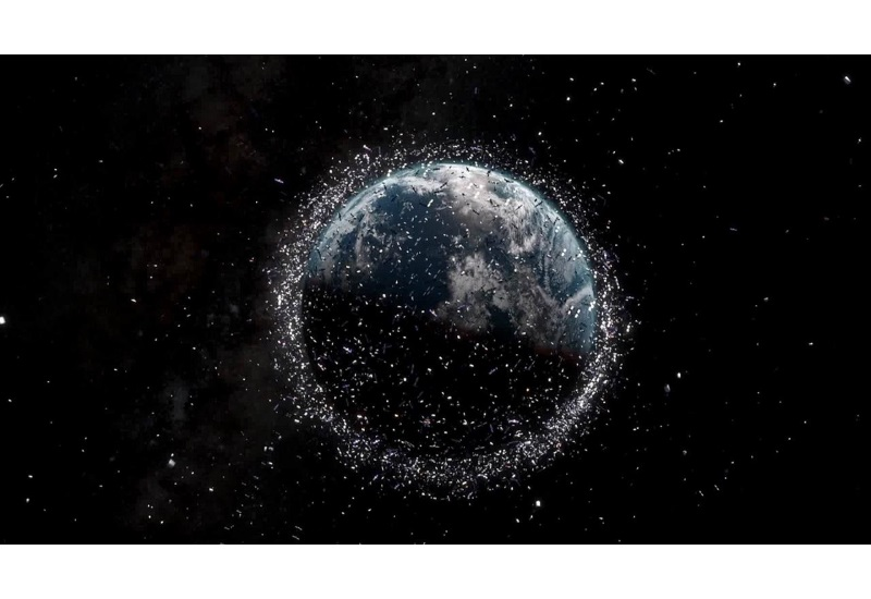 Διαστημικά… «σκουπίδια»