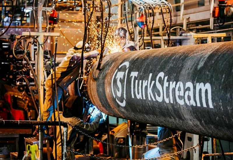 Gazprom: Προχωρά κανονικά ο αγωγός TurkStream