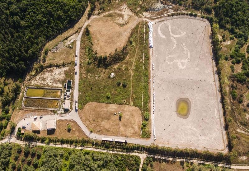 """Κέρκυρα: """"Πεδίο μάχης"""" έξω από τον ΧΥΤΑ Λευκίμμης"""