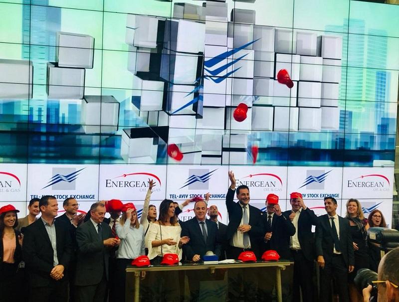 Energean: Πρεμιέρα στο Χρηματιστήριο του Τελ Αβίβ – Ξεκινά η κατασκευή του FPSO