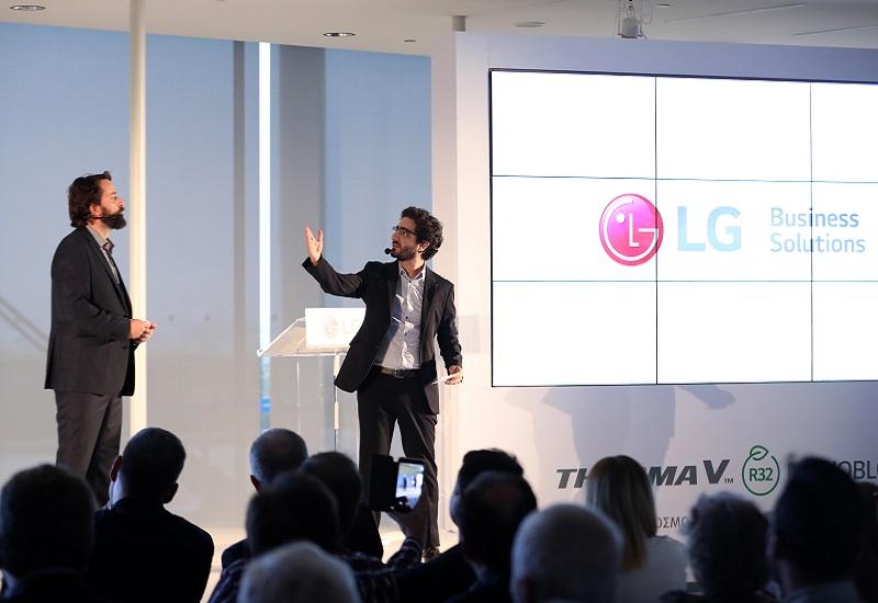 LG Electronics Hellas: Επίσημη παρουσίαση της LG Therma V R32 Monobloc
