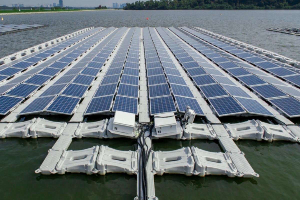 Πρωτοπορεί το Βέλγιο με πλωτά φωτοβολταϊκά