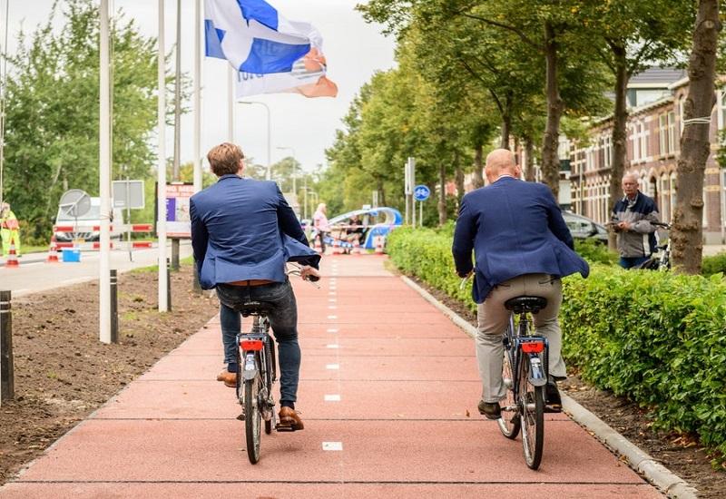 Ολλανδία: Έτοιμος ο πρώτος ποδηλατόδρομος από ανακυκλωμένο πλαστικό (vid)