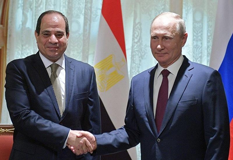Ρωσία κι Αίγυπτος δυναμώνουν την ενεργειακή τους συνεργασία