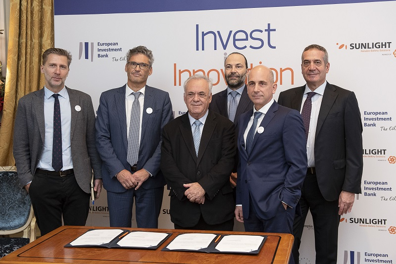 Sunlight: Χρηματοδότηση ύψους 12,5 εκατ. Ευρώ από την ΕΤΕπ για επέκταση παραγωγής και καινοτομίας