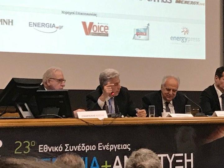 Παναγιωτάκης: «Η ΔΕΗ έχει επενδύσει 2,3 δις ευρώ την τελευταια τετραετία»