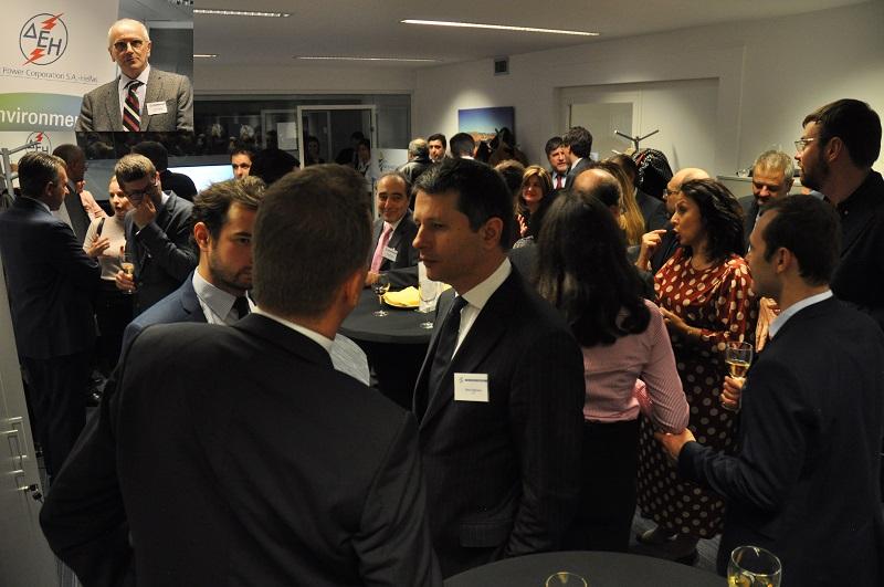 Εγκαινιάστηκε το Γραφείο Εκπροσώπησης της ΔΕΗ στις Βρυξέλλες