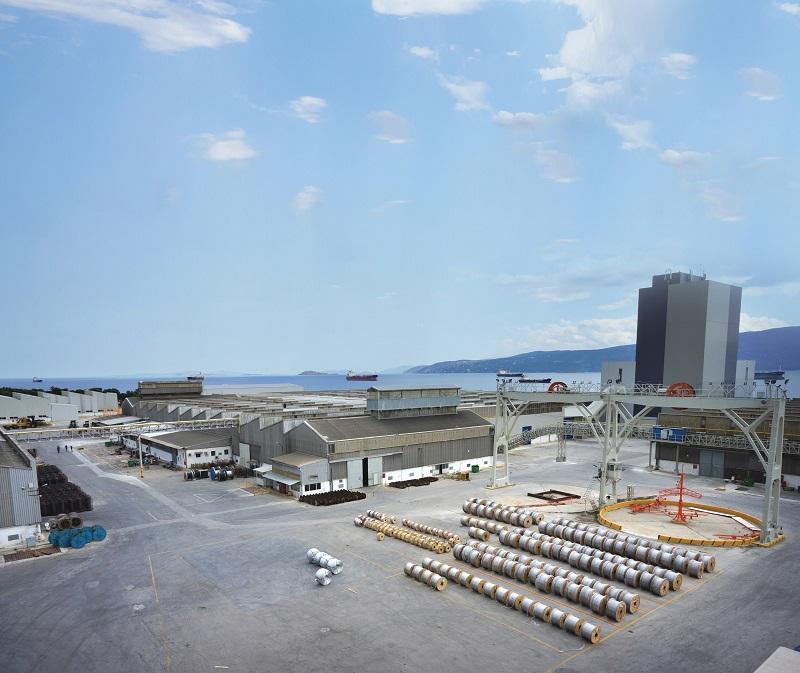 Η Ελληνικά Καλώδια και Fulgor αναλαμβάνουν έργα για την διασύνδεση 400kV Ρίου – Αντιρρίου