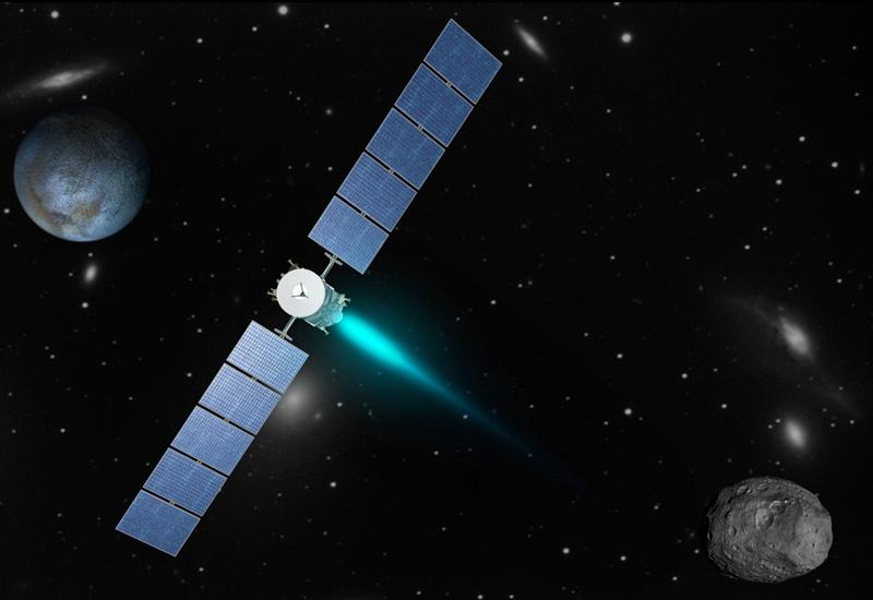 """Ξέμεινε από καύσιμα το σκάφος """"Dawn"""" της NASA"""