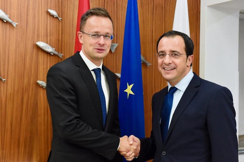 Δίνουν τα χέρια για την ενέργεια Κύπρος και Ουγγαρία