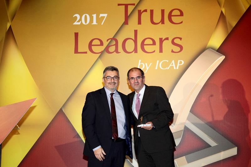 Η Ελινόιλ True Leader της ICAP για 5η συνεχόμενη χρονιά