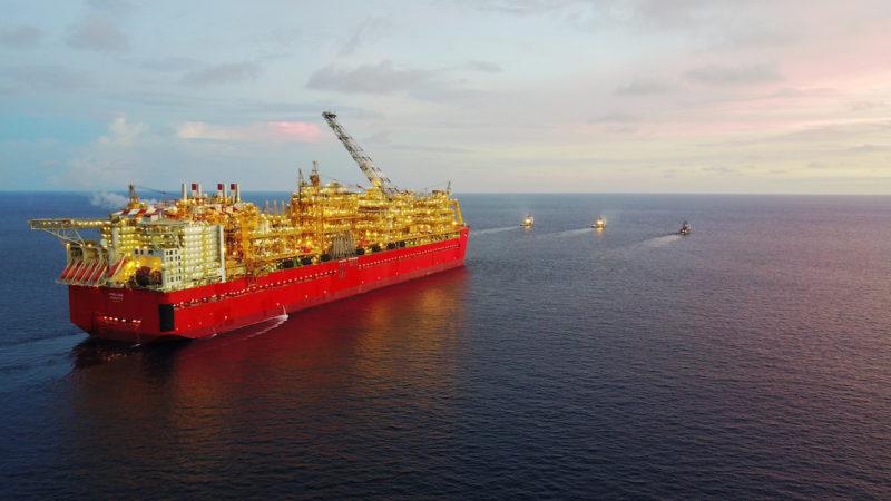 Ξεκίνησε η παραγωγή στη μεγαλύτερη μονάδα LNG του κόσμου
