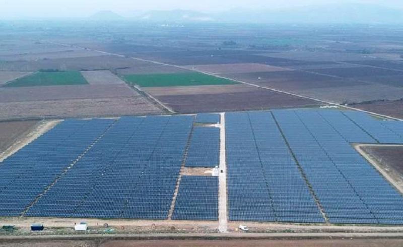 Μία από τις μεγαλύτερες φωτοβολταϊκές μονάδες στην Ελλάδα υλοποίησε η ΕΛΠΕ Ανανεώσιμες