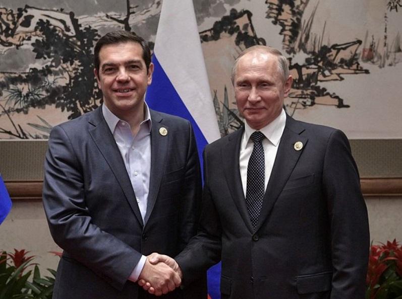 """Αλ. Τσίπρας: """"Σημαντική η ενέργεια στις ελληνορωσικές σχέσεις"""""""