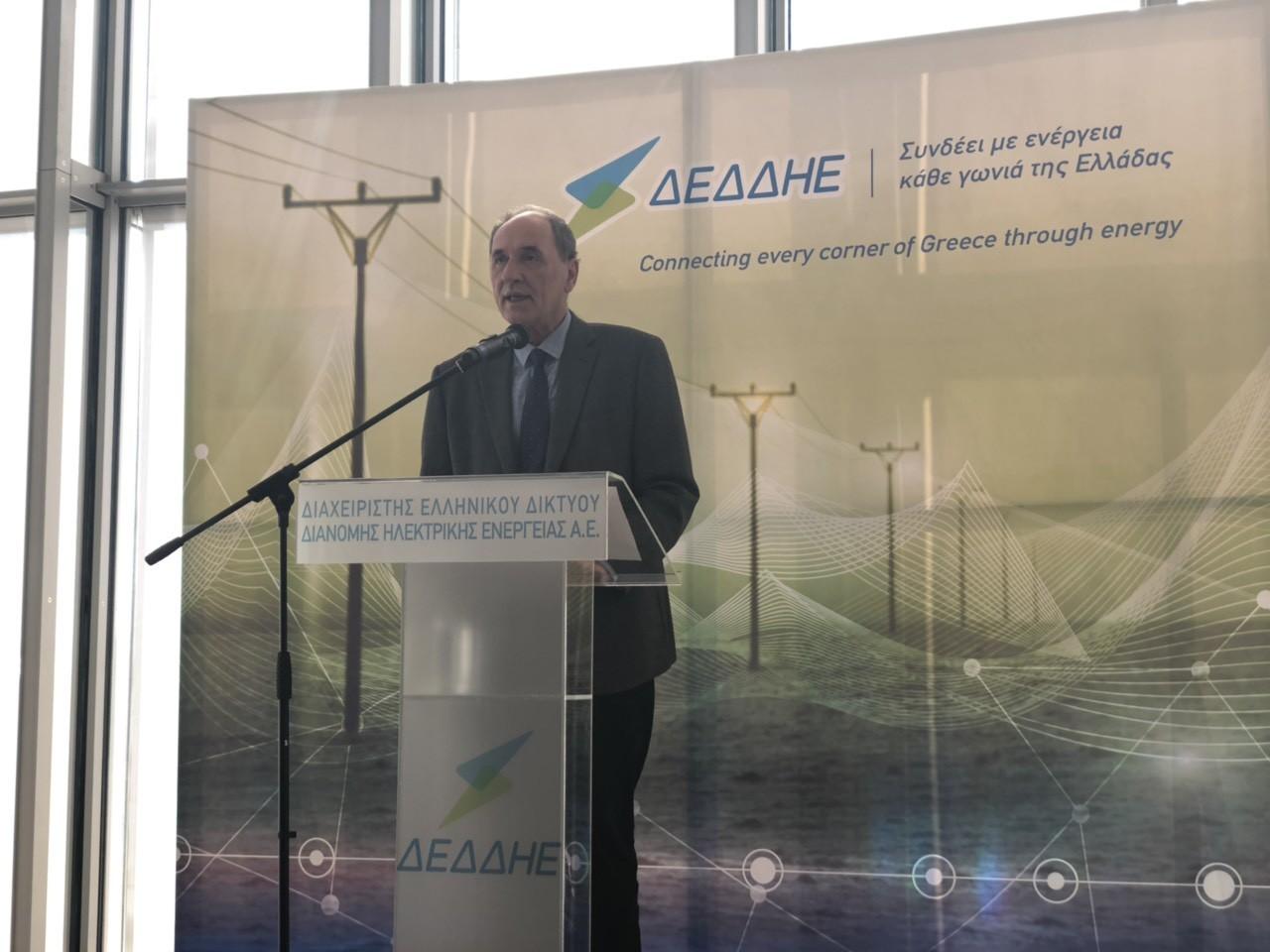 """Γ. Σταθάκης: """"Μακρόπνοος εθνικός ενεργειακός σχεδιασμός για πρώτη φορά"""""""