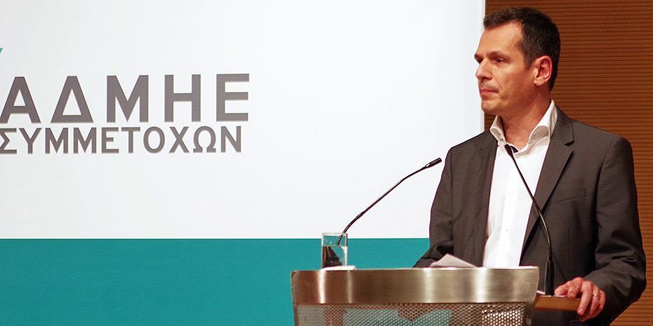 ΑΔΜΗΕ: Στο ΔΣ του ENTSO-E εξελέγη ο Μάνος Μανουσάκης