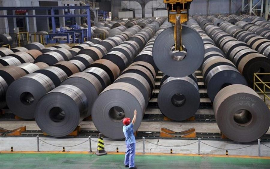 Αυξήθηκε η βιομηχανική παραγωγή στην Ελλάδα τον Νοέμβριο