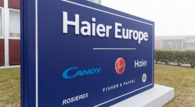 Haier Europe Ceremony 2