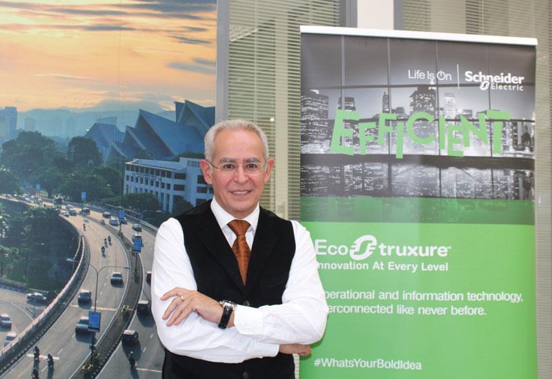 Σπύρος Ράπτης: «Προωθούμε καινοτόμες λύσεις  στην ενεργειακή διαχείριση»