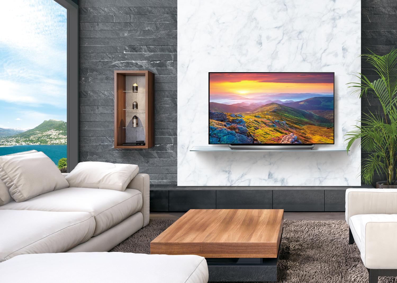 Η νέα σειρά ξενοδοχειακών τηλεοράσεων LG OLED συνδυάζει την κινηματογραφική εμπειρία θέασης με τον κομψό σχεδιασμό