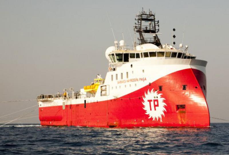 Τρία ερευνητικά πλοία στέλνει η Αγκυρα στην ελληνική υφαλοκρηπίδα