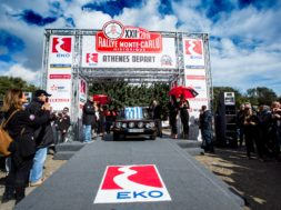 22nd Historic Rallye Monte-Carlo
