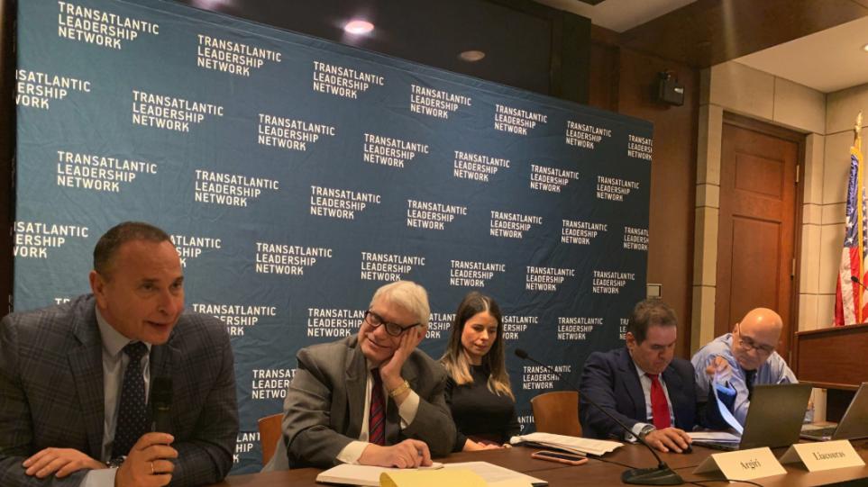 Στο επίκεντρο συνεδρίου η ενεργειακή συνεργασία ΗΠΑ-Ελλάδας