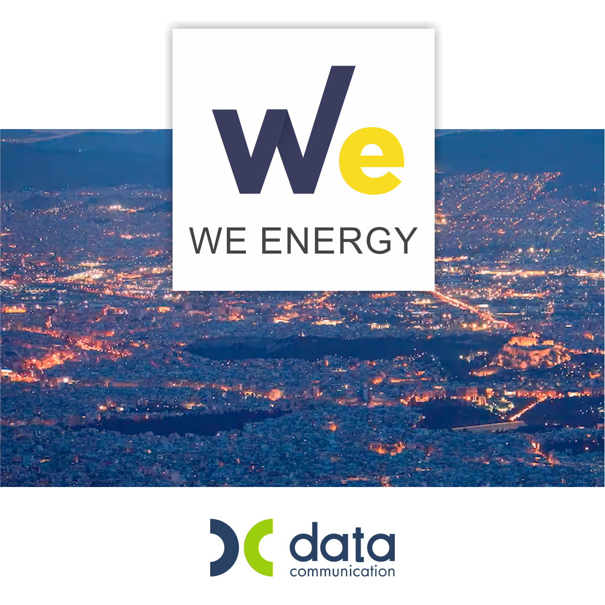 Energy Dynamics Accelerator της Data Communication για τη Eunice Trading