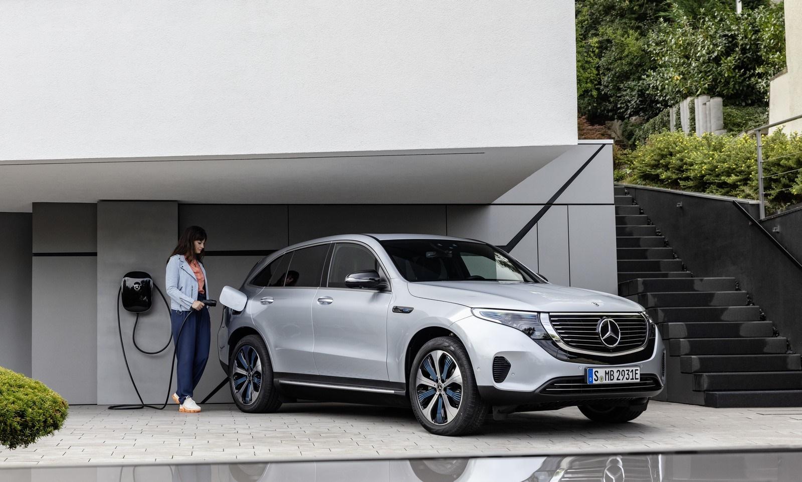 Mercedes: Ηλεκτροκίνηση και στα επαγγελματικά οχήματα