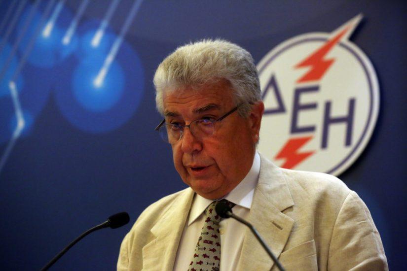 """Μ. Παναγιωτάκης: """"Η Ελλάδα θα χρειάζεται λιγνίτη για 20 χρόνια"""" (vid)"""