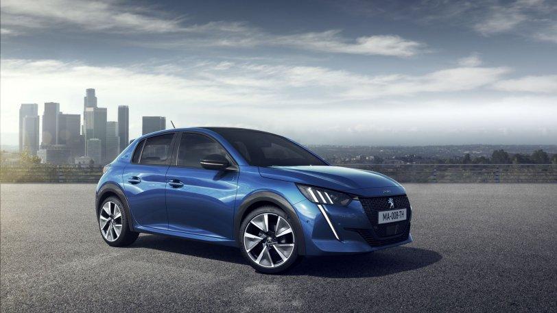 Peugeot 208: Στους δρόμους σε ηλεκτροκίνητη έκδοση