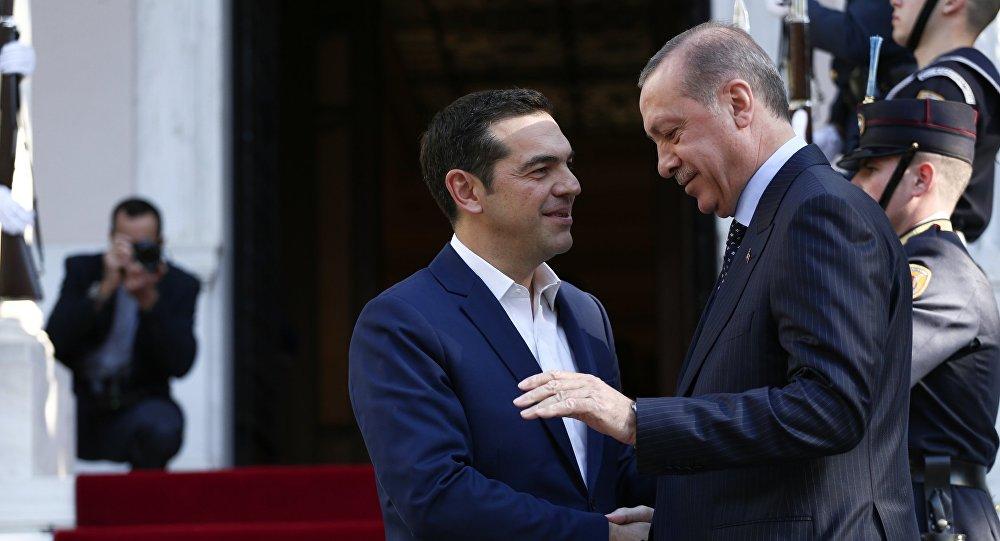 Με TAP και Turkish Stream η συνάντηση Τσίπρα-Ερντογάν